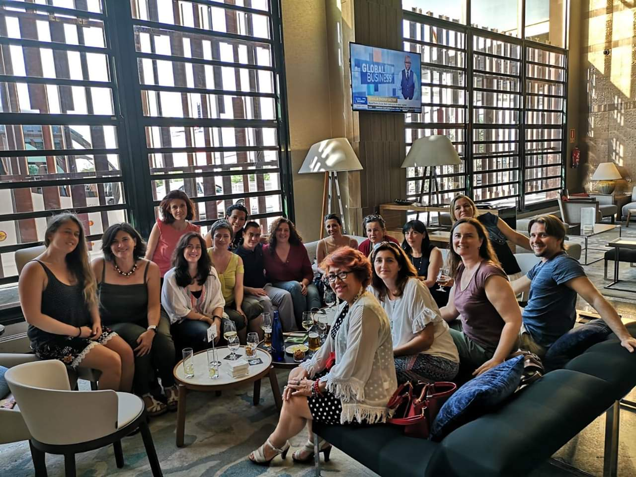 Academia de Ringana en Madrid 2019